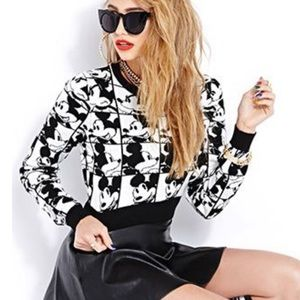 Forever21 Mickey Mouse Sweatshirt